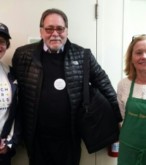 March for Meals Lou Kafka Sharon 1