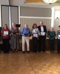 10 year award winners