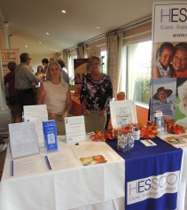 Age Well with HESSCO Day 2017 HESSCO table