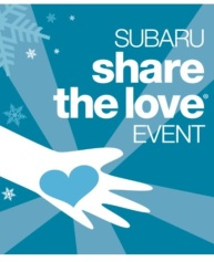 Share the Love square